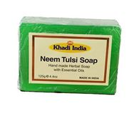 KHADI HERBAL NEEM TULSI SOAP