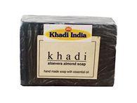 KHADI ALOE VERA ALMOND SOAP