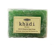 KHADI HERBAL MINT & SESAME SEED SOAP